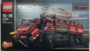 Lego Technic Airport Rescue - Flughafenfeuerwehr