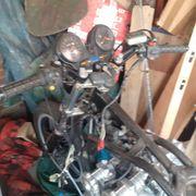 Honda CB 900 Boldor als