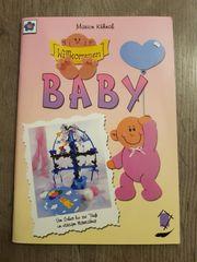 Süsses Bastelbuch Baby Willkommen