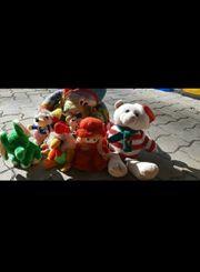 Stofftiere-Musik Puppe