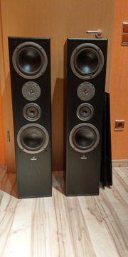 Magnat 320W 4-Wege Bass-Reflex Standlautsprecher
