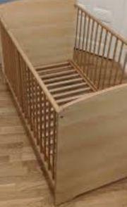 Kinderbett Babybett Transland 70x140cm