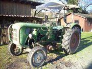Traktor Güldner A4MS Fahr D