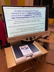 MERLIN SD eco Bildschirmlesegerät