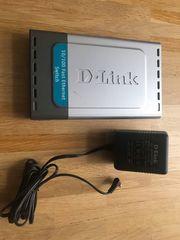 D-Link DES-1008D 10 100Mbps Ethernet
