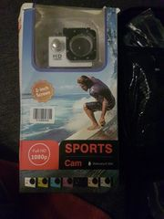1080p Sports Action Cam mit