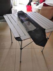 Camping Tisch und Topfset gebraucht
