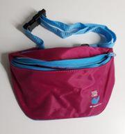 Gürtel Bauch Tasche Pink mit