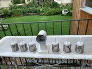 artisan KitchenAid 6 gemüsetrommeln inkl