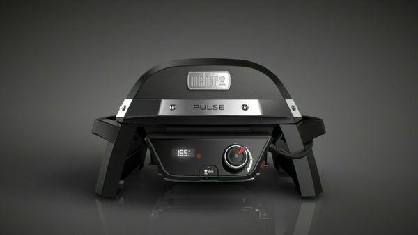 Weber Pulse 1000 Elektrogrill - schwarz