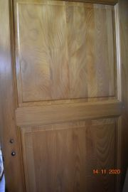 Zimmertür mit Zarge