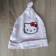 Hello kitty Mütze Größe 74