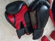 DAX Boxhandschuhe und Trainingshose Kickboxen