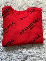 Balenciaga Pullover rot