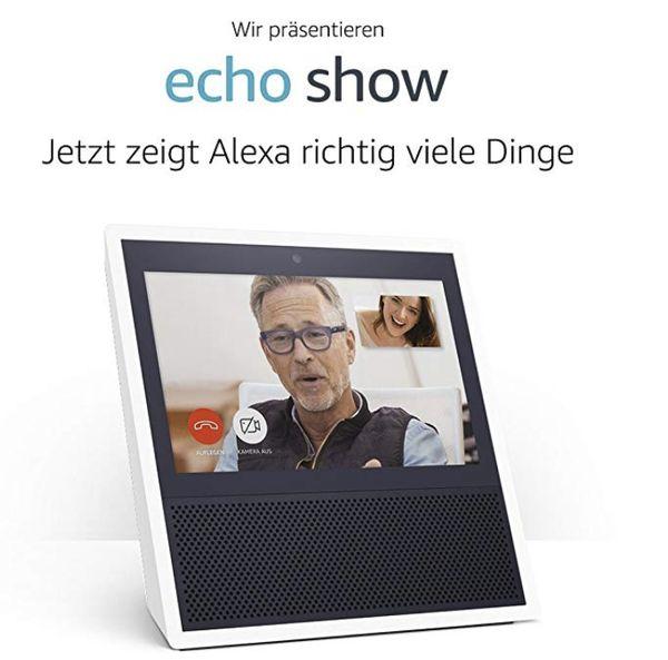 Amazon Alexa - Echo Show weiß -
