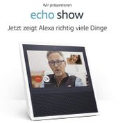 Amazon Alexa - Echo Show weiß -
