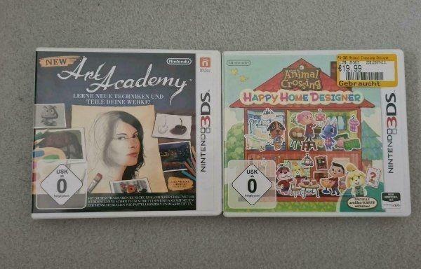 3D Nintendo Spiele Happy Home