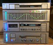 AKAI Stereoanlage mit Boxen inkl