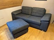Zweier Couch-Garnitur