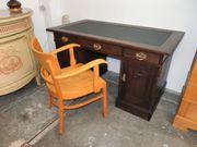 Schreibtisch Jugendstil Herrenzimmer antik um
