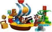 Lego Duplo Jakes Piratenschiff 10515