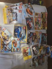 sehr viel Lego