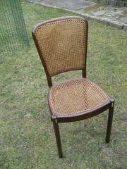 Holzstuhl Stuhl aus Holz mit