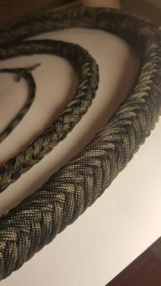 550 Paracord Snake whip Peitsche