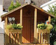 Gartenhaus für Kinder Spielhaus