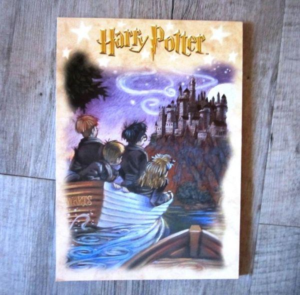 Harry Potter Schreibblock