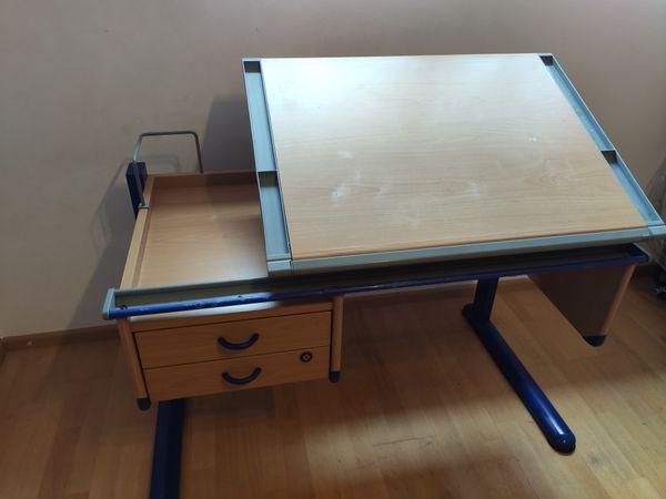 Schreibtisch Kinder Jugend zu verschenken