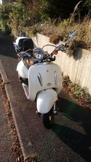 Motorroller Firenze Retro