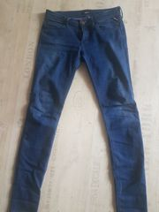 replay skinny jeans 29 34
