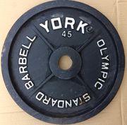 Olympic Standard Barbells