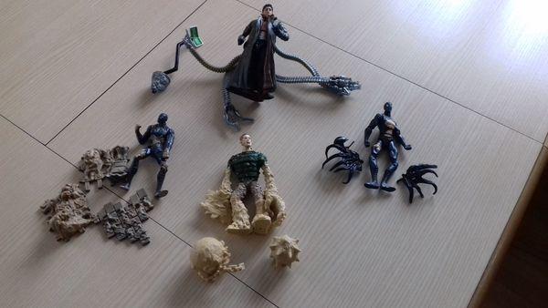 Spiderman Spielfiguren