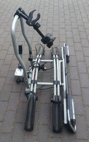 Fahrradträger Eufab JAKE für Anhängerkupplung