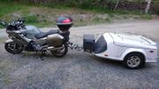 Yamaha FJR 1300 inkl Anhänger