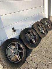 3er BMW - Winterkompletträder von Dezent