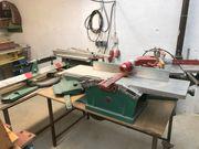 Maschine für Holzbearbeitung