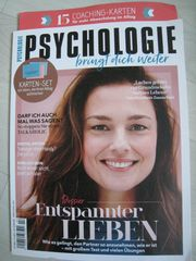Zeitschrift Psychologie März April 2021 -