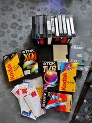 Konvolut 19 VHS Video Kassetten