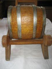Holzfass Weinfass Whiskyfass Fass Handarbeit