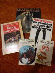 5 Pferdebücher gebraucht