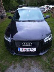 Audi A3 Quattro S-Line 2