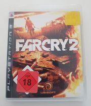 Ps3 Spiel FarCry2
