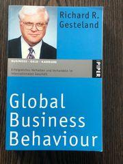 Global Business Behaviour Gesteland