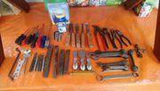 Werkzeug gebraucht 66 - teilig