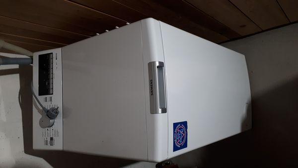 Siemens Toplader iQ 500 WP