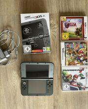 New Nintendo 3ds XL mit