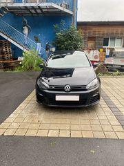 Verkaufe Volkswagen Golf 6 R